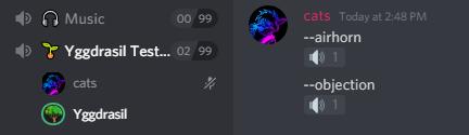 Yggdrasil Discord Bot